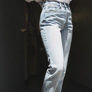 Brandy Melville cropped mom jeans by John Galt
